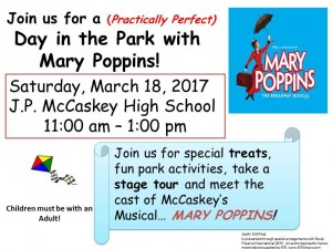 Mary Poppins event