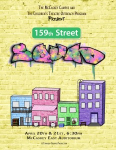 Flyer - 159th Street Squad